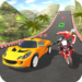 Car vs Bike Racing APK