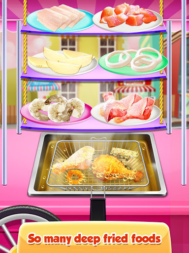 Carnival Street Food Chef ss 1