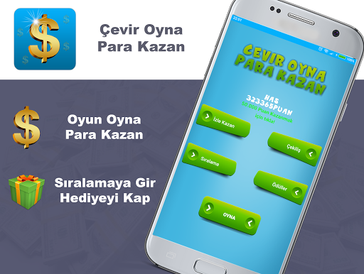 Cevir Oyna – Para Kazan ss 1