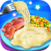 Cheesy Potatoes – New Year Trendy Cheesy Food APK