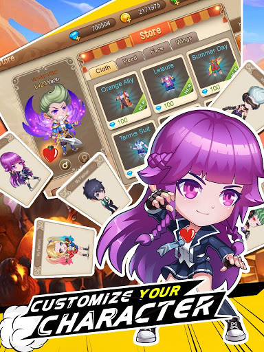 Chibi Bomber ss 1