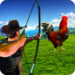 Chicken Hunting 2018: Archery Roaster Shoot 3D APK