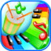 Children's piano. APK