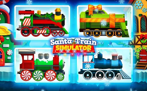 Christmas Games Santa Train Simulator ss 1