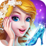 Cinderella Fashion Salon – Makeup & Dress Up APK