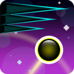 Circle vs Spikes: avoid obstacles APK