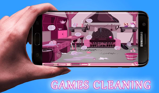Cleaning House Princess Games ss 1