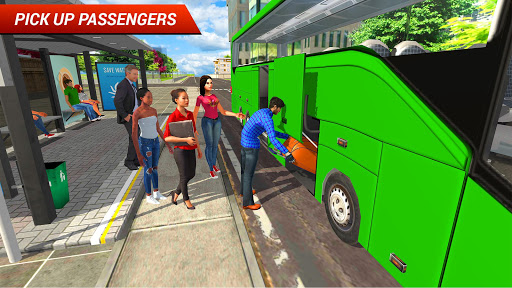 Coach Bus Driving Simulator 2018 ss 1