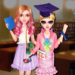College Student Fashion Girl APK