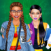 College Student Girl Dress Up APK