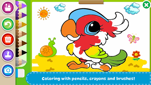Coloring Book – Kids Paint ss 1