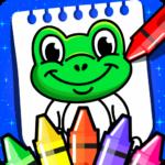 Coloring Games : PreSchool Coloring Book for kids APK