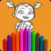 Coloring Pages Mandala 18 APK