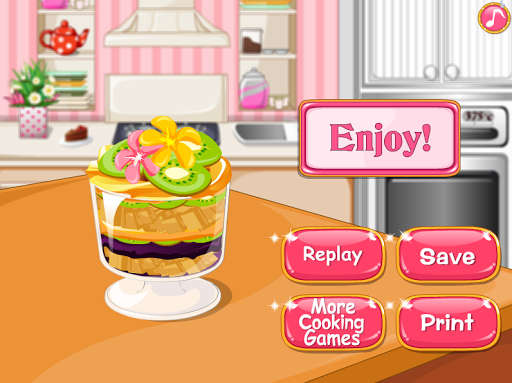 Cooking cake ice cream game ss 1