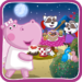Cooking games: Valentine's cafe for Girls APK