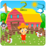 Countville-farming game for kids with counting APK