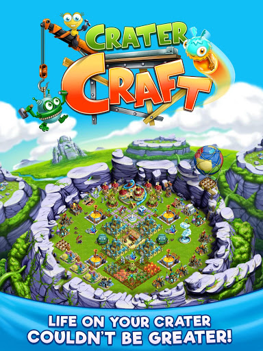 Crater Craft Farm Build Trade ss 1