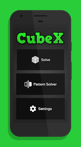 CubeX – Rubiks Cube Solver ss 1