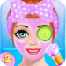 Cute Girl Makeup Salon Game: Face Makeover Spa APK