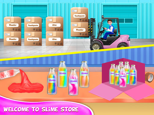 DIY Slime Maker Factory Jelly Making Game ss 1