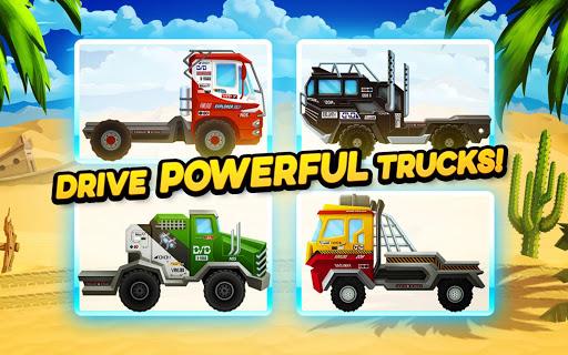 Desert Rally Trucks Offroad Racing ss 1