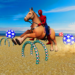 Diligent SuperHeroes Horse Riding 3d APK