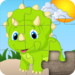 Dino Cartoon Jigsaw Puzzles for kids & toddlers ? APK