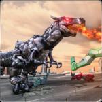 Dino Robot Transformation Game 2018 APK
