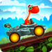 Dino World Speed Car Racing APK