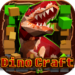 DinoCraft Survive & Craft Pocket Edition APK