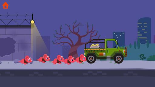 Dinosaur Police Car ss 1
