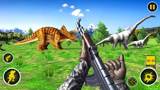 Dinosaurs Hunter ss 1