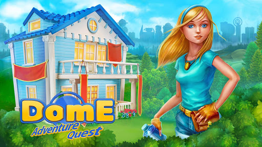 Dome Adventure Quest ss 1