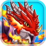 Dragon x Dragon -City Sim Game APK