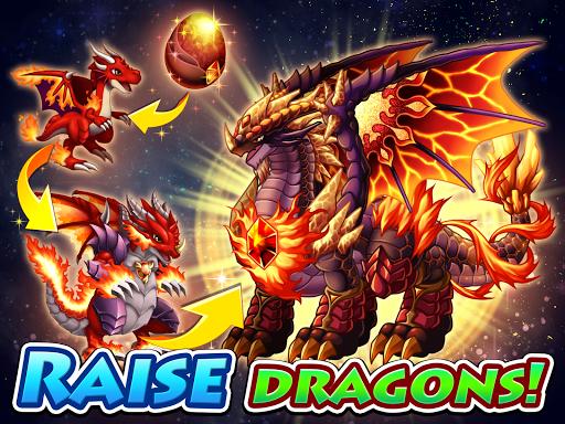 Dragon x Dragon -City Sim Game ss 1