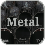 Drum kit metal APK
