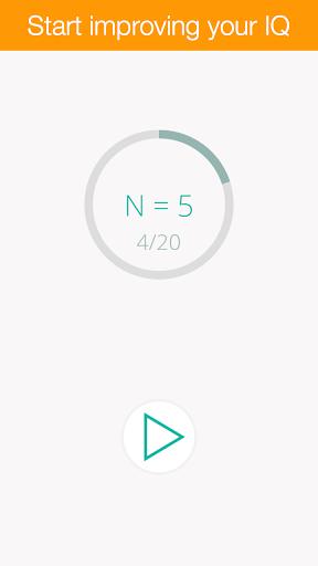Dual N-Back – Brain game ss 1