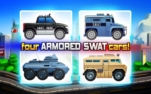 Elite SWAT Car Racing Army Truck Driving Game ss 1