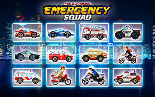Emergency Car Racing Hero ss 1