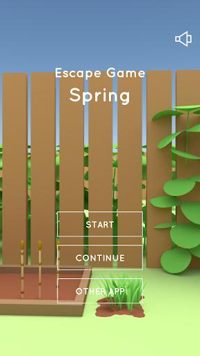 Escape Game Spring ss 1