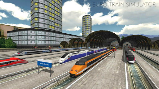 Euro Train Simulator ss 1