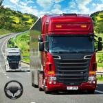 Euro Truck Cargo Driving 2018 APK