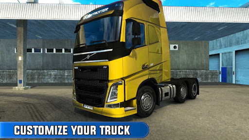 Euro Truck Offroad Cargo Truck Driver ss 1