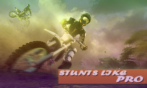 Extreme Dirt Bike Rider Stunts Racing Game ss 1