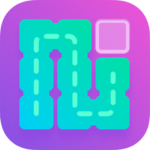 FILL IN  – Connect the Blocks With One Line APK