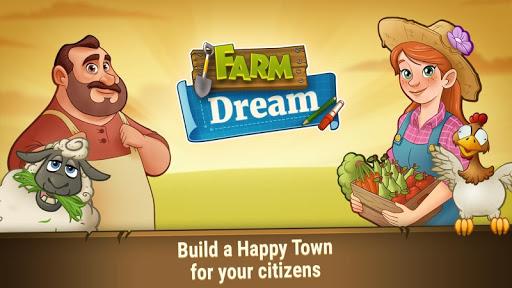 Farm Dream Village Harvest – Town Paradise Sim ss 1