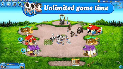 Farm Frenzy Free Time management game ss 1