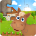 Farm Jigsaw Puzzles for kids & toddlers ??? APK
