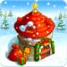 Farm Snow: Happy Christmas Story With Toys & Santa APK