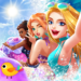 Fashion High School: Beach Party Queen APK
